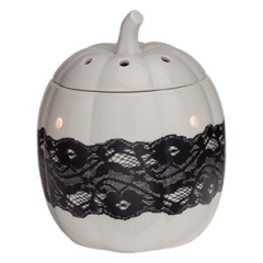 Pumpkin Lace Scentsy Warmer