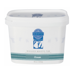 Scentsy Layers Ocean Washer Whiffs Tub
