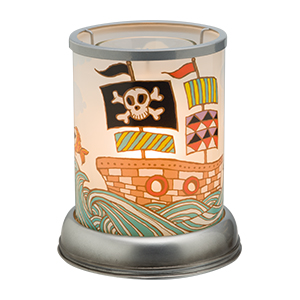 Argh, Matey! Pirate Ship Scentsy Warmer