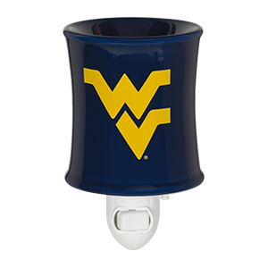Scentsy West Virginia University Nightlight