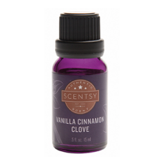 Scentsy Vanilla Cinnamon Clove Natural Oil