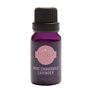 Scentsy Rose Chamomile Lavender Natural Oil