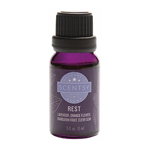 Scentsy Rest Essential Oil Blend