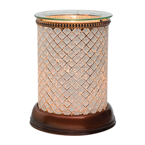 Scentsy Cream Diamond Shade