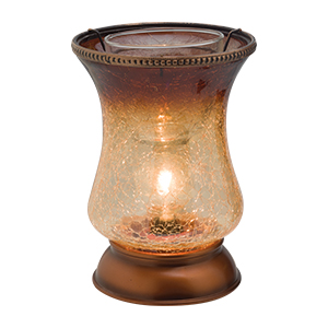 Scentsy Amber Ombre Shade