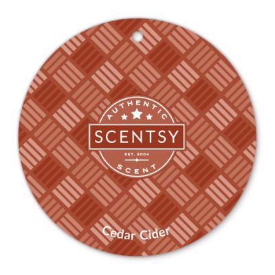 Cedar Cider Scent Circle