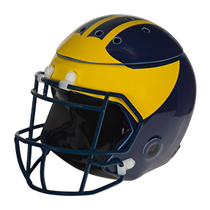 University of Michigan Football Helmet Scentsy Warmer