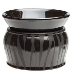 Black Zebra Scentsy Warmer