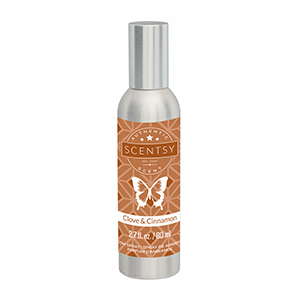 Clove & Cinnamon Room Spray