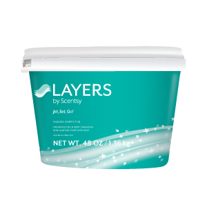 Layers Jet Set Go! Washer Whiffs Tub