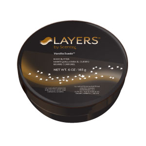 Vanilla Suede Layers Body Butter