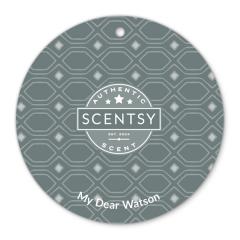 My Dear Watson Scent Circle