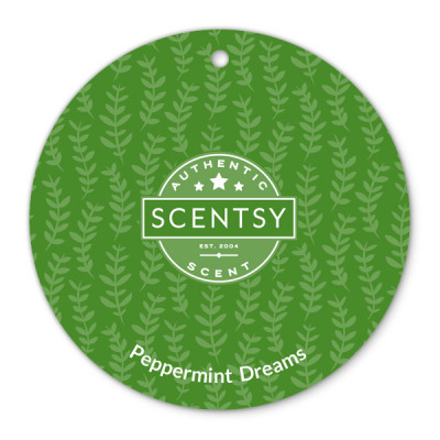 Peppermint Dreams Scent Circle
