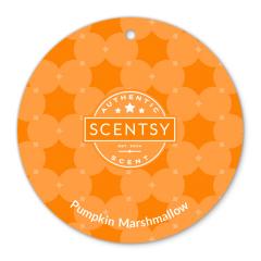 Pumpkin Marshmallow Scent Circle
