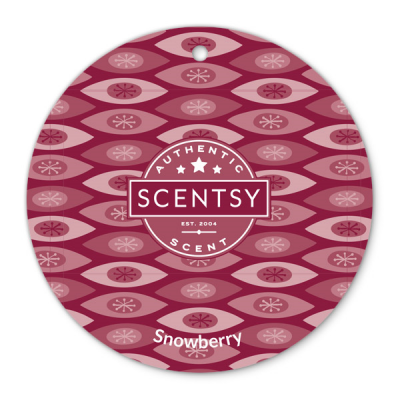 Snowberry Scent Circle