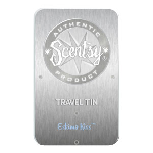 Eskimo Kiss Travel Tin