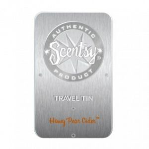 Honey Pear Cider Travel Tin