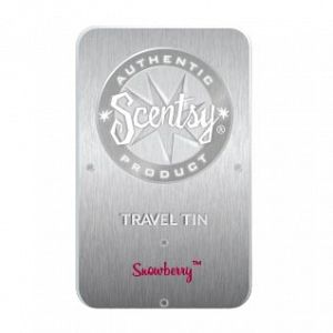 Snowberry Travel Tin