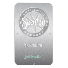 Just Breathe Travel Tin