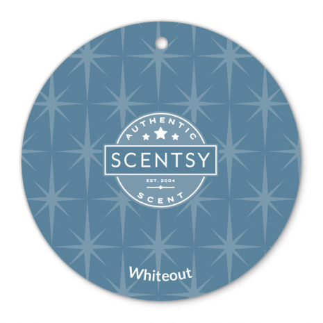 Whiteout Scent Circle