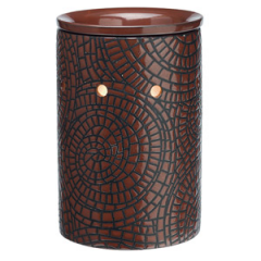 Cobbled Leather Scentsy Warmer