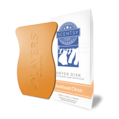 Sunkissed Citrus Layers Dryer Disk
