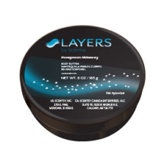 Honeymoon Hideaway Layers Body Butter