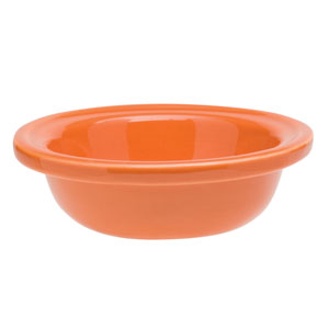 Chevron Orange – DISH ONLY