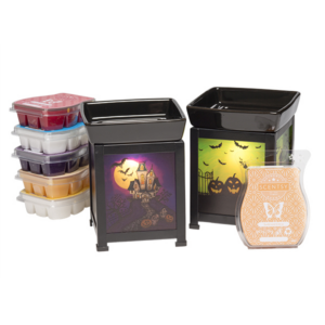 Perfect Scentsy - Harvest Glass Warmers