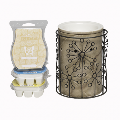 Scentsy System - Silhouette