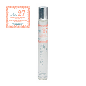 Fine Fragrance Roller No. 27 10 ml