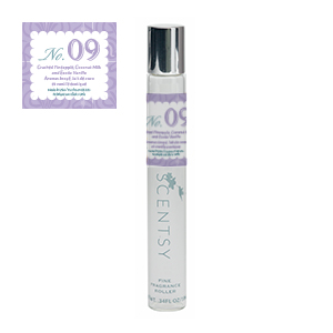Fine Fragrance Roller No. 09 10ml
