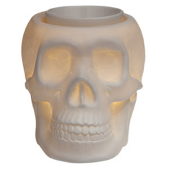 Bonehead Skull Scentsy Warmer