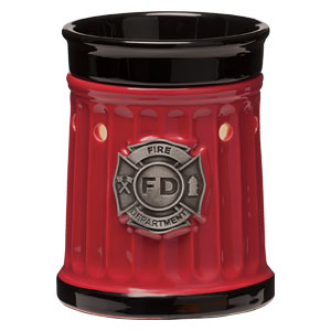 Scentsy Firefighter Warmer