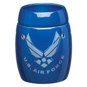 Air Force Scentsy Warmer