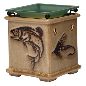 Angler Scentsy Warmer