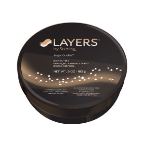 Sugar Cookie Layers Body Butter