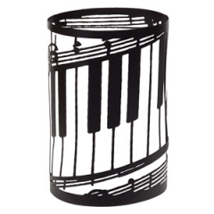 Scentsy Piano Melody Shadow Insert