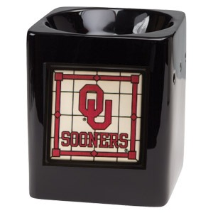 University of Oklahoma Scentsy Warmer