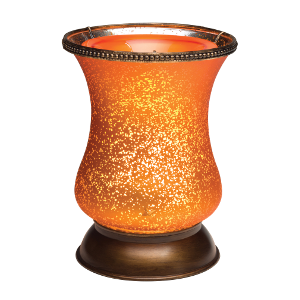 Gold Tulip Shade Scentsy Warmer