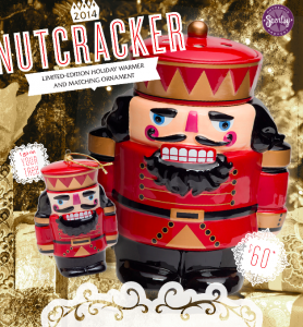 Nutcracker Scentsy Warmer
