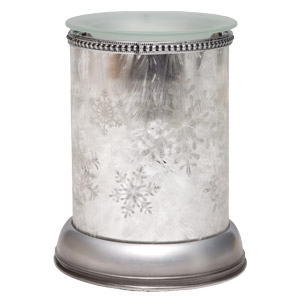 Silver Frost Shade Scentsy Warmer