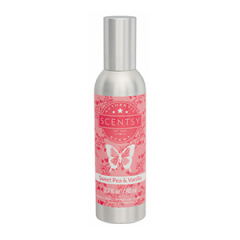 Sweet Pea & Vanilla Room Spray