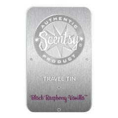 Black Raspberry Vanilla Travel Tin