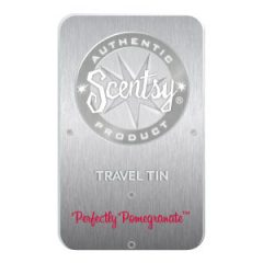 Perfectly Pomegranate Travel Tin