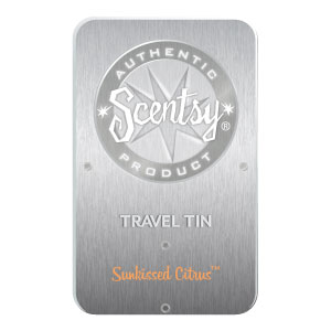 Sunkissed Citrus Travel Tin