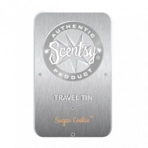 Sugar Cookie Travel Tin