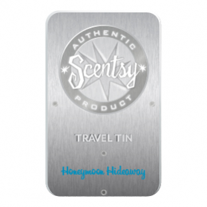 Honeymoon Hideaway Travel Tin