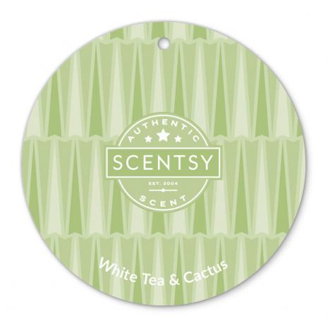 White Tea & Cactus Scent Circle