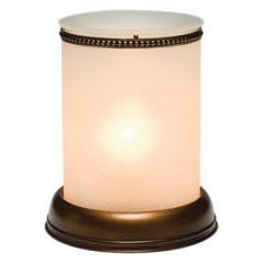 Frosted Shade Scentsy Warmer